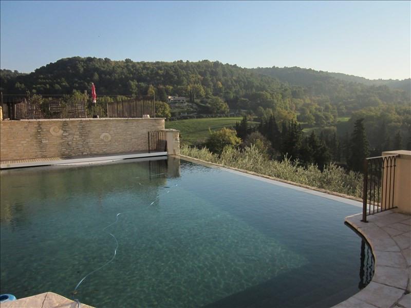 Vente de prestige maison / villa La roque sur pernes 890000€ - Photo 2