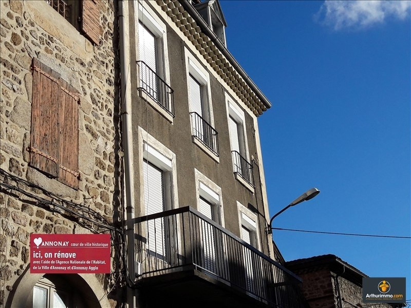 Investment property building Annonay 120000€ - Picture 1