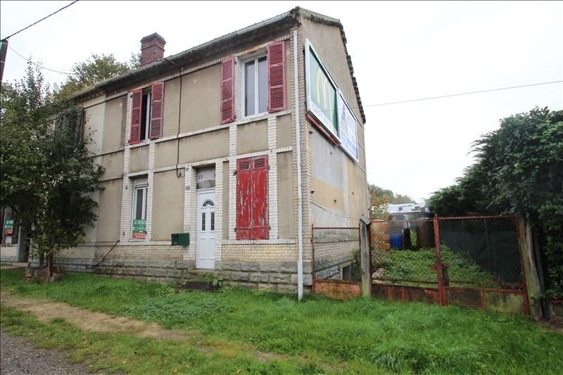 Vente maison / villa Nanteuil le haudouin 115000€ - Photo 1