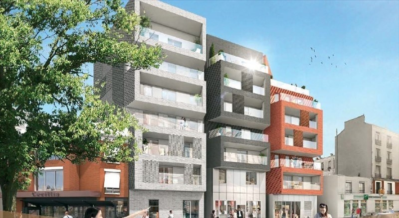 Investment property apartment Aubervilliers  - Picture 2