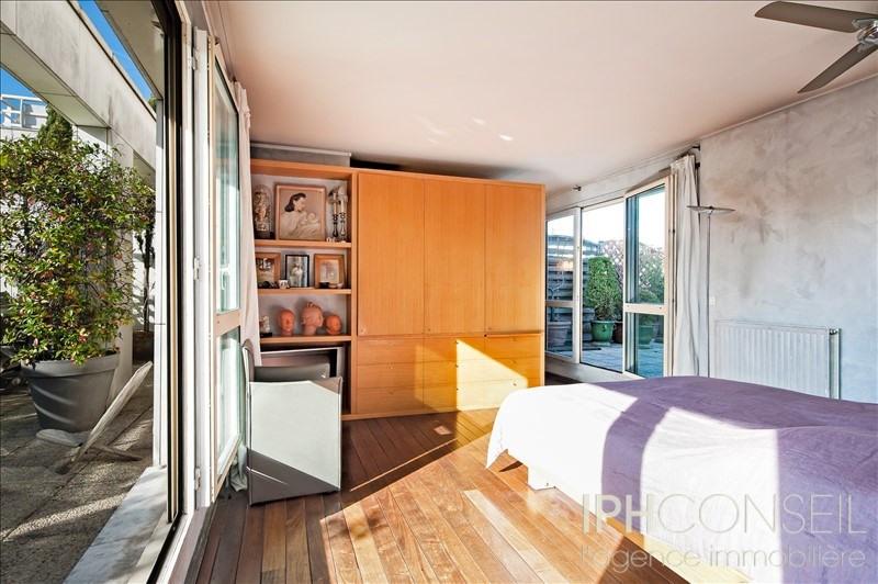 Vente de prestige appartement Levallois perret 1987000€ - Photo 7
