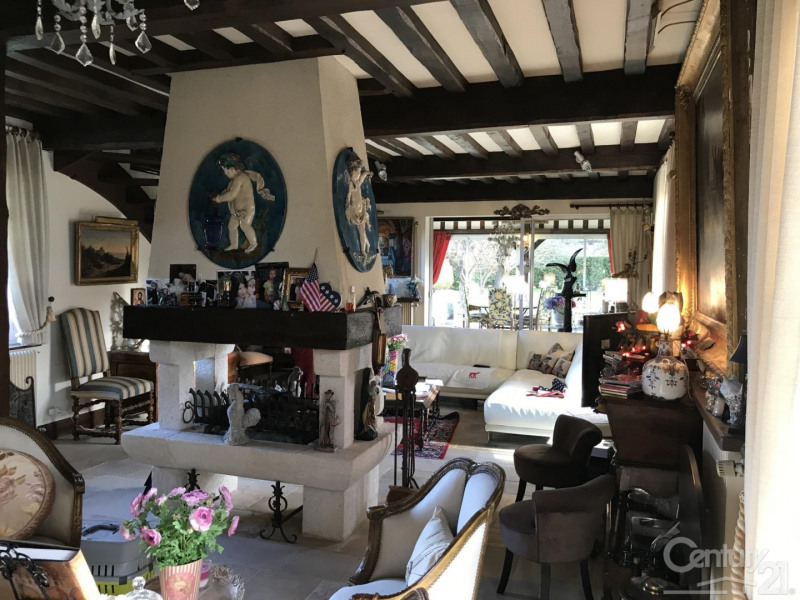 Revenda residencial de prestígio casa Tourgeville 1360000€ - Fotografia 18