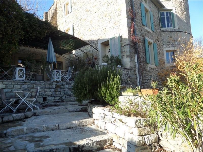 Vente de prestige maison / villa Ste jalle 885800€ - Photo 1