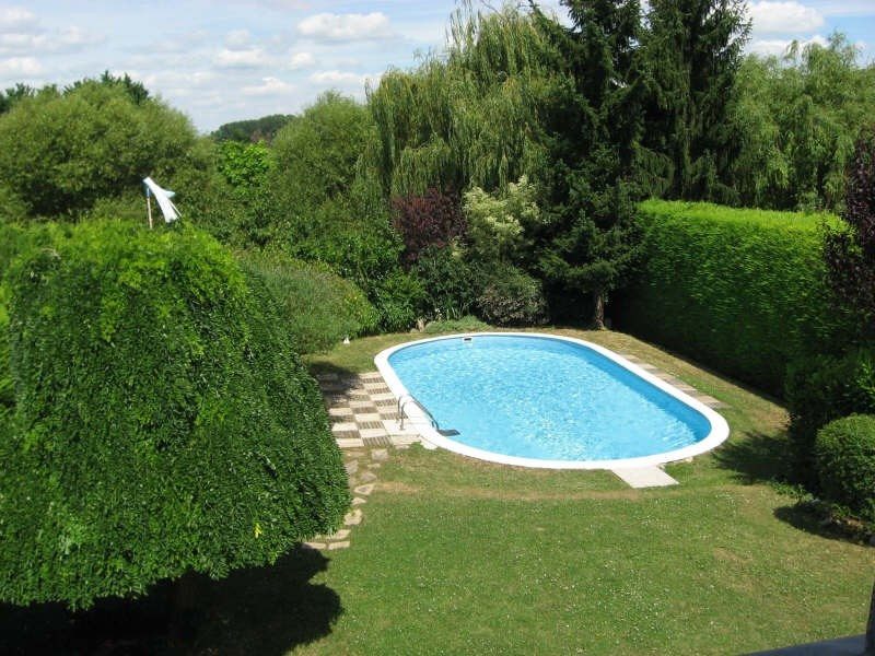 Sale house / villa Saint-brice-sous-forêt 524000€ - Picture 2