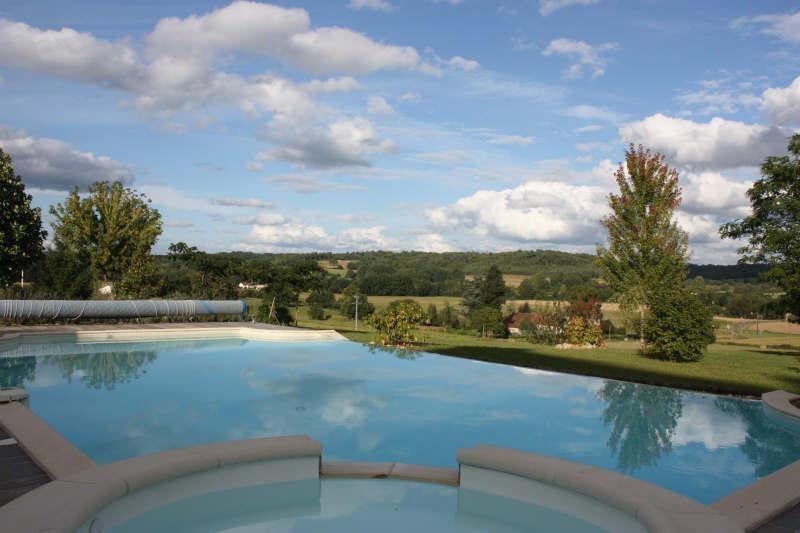 Deluxe sale house / villa Brantome 745000€ - Picture 1
