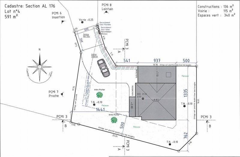 Sale house / villa Bieville beuville 420000€ - Picture 2