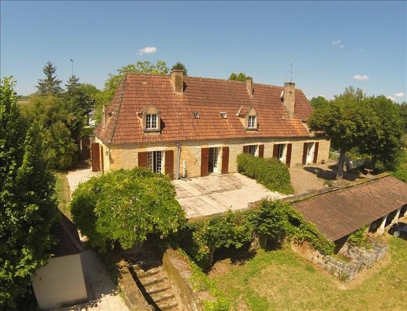 Vente maison / villa Meyrals 307400€ - Photo 2