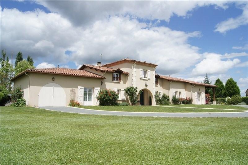 Vente de prestige maison / villa Nerac 495000€ - Photo 1