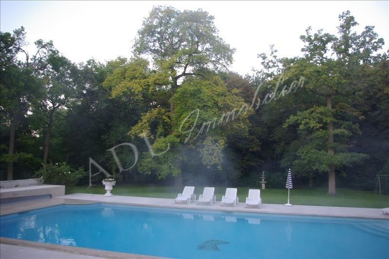 Vente de prestige maison / villa Lamorlaye 2600000€ - Photo 10