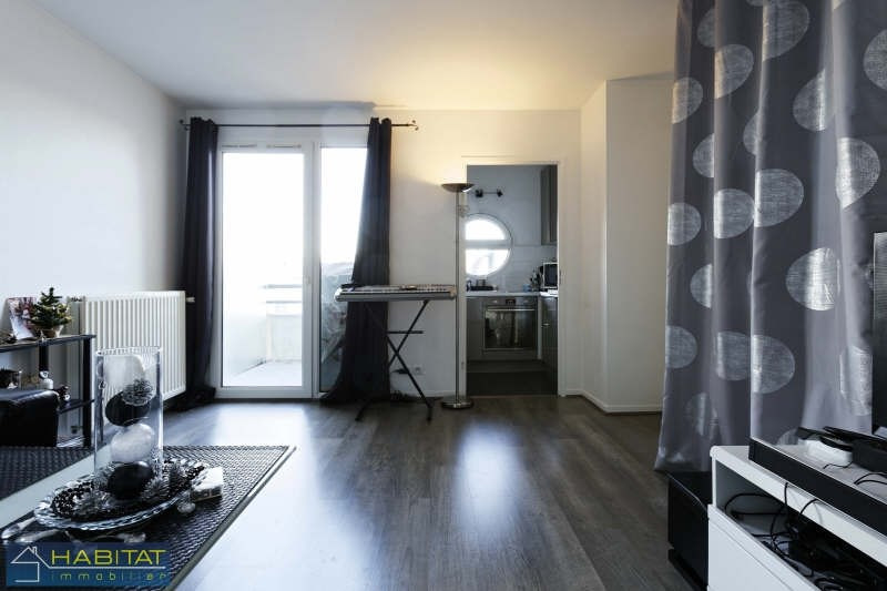 Investment property apartment Bondy 129 000€ - Picture 1