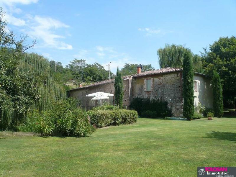 Ravissant Moulin à 20 mn de la rocade de Toulouse