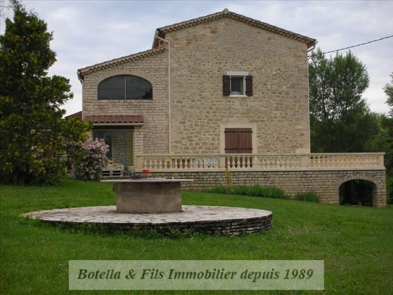 Vente maison / villa Barjac 545000€ - Photo 7