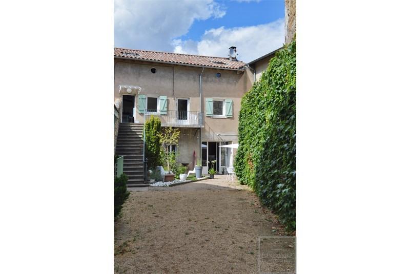 Vente maison / villa Marcilly d'azergues 315000€ - Photo 22