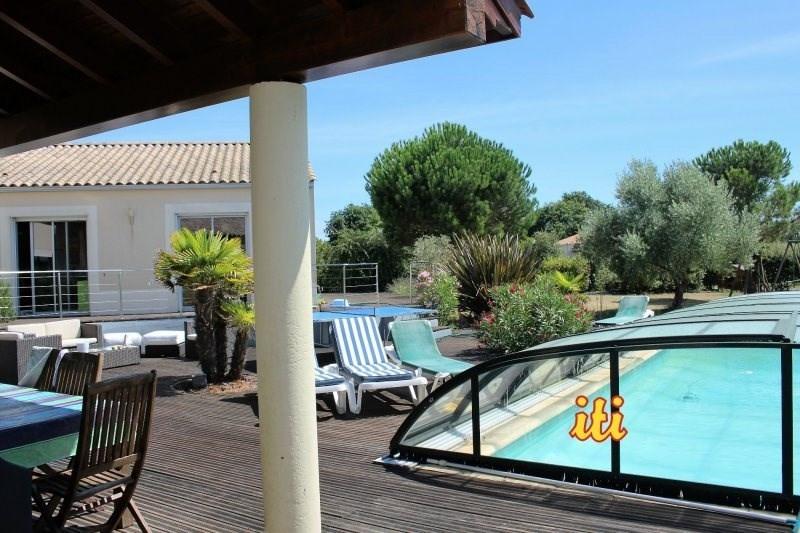 Vente maison / villa Talmont st hilaire 495000€ - Photo 2