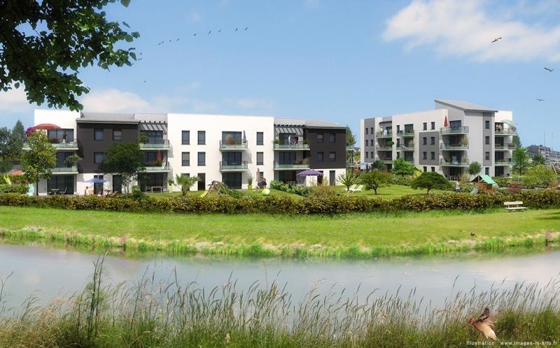 Vente appartement Courseulles sur mer 315000€ - Photo 1