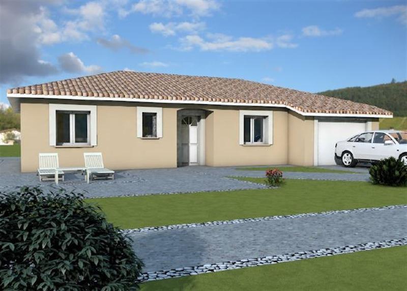 Maison  5 pièces + Terrain 410 m² Saint-Jean-d'Ardieres par MAISONS ARLOGIS