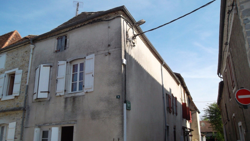 Produit d'investissement immeuble Sauveterre de bearn 128400€ - Photo 2