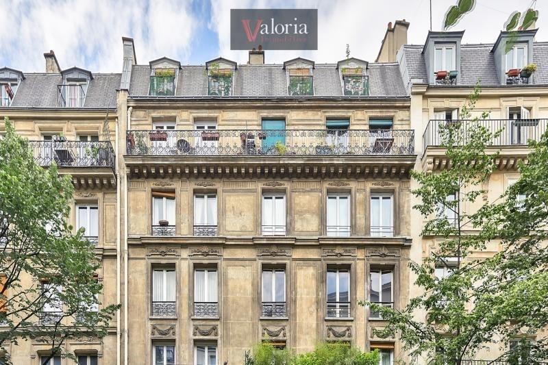 Sale apartment Paris 18ème 290000€ - Picture 7