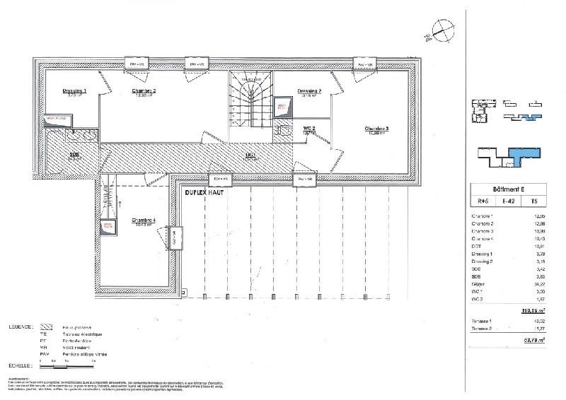 Vente de prestige appartement Lyon 8ème 574000€ - Photo 4