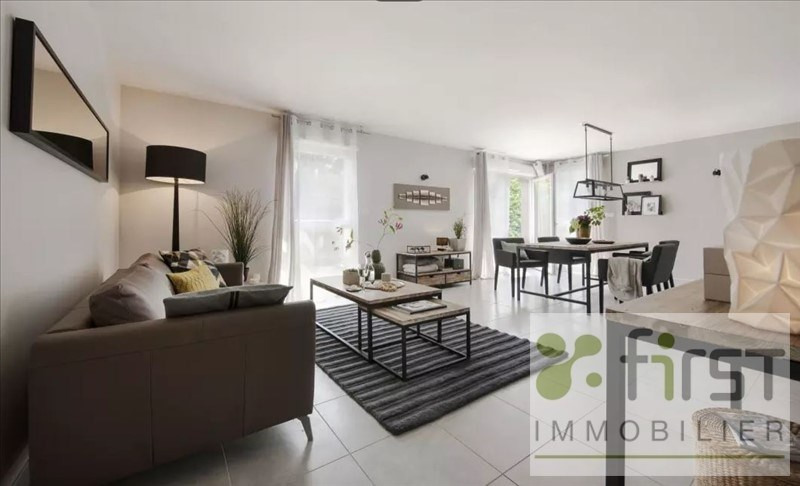 Vente appartement Gaillard 285 000€ - Photo 1