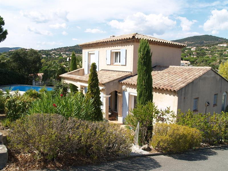 Sale house / villa Sainte maxime 710 000€ - Picture 1