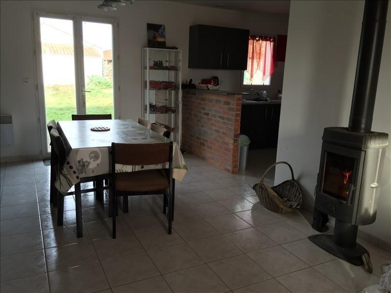 Sale house / villa St hilaire la foret 140400€ - Picture 7
