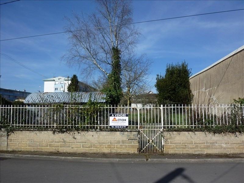 Vente terrain Auxerre 61000€ - Photo 1