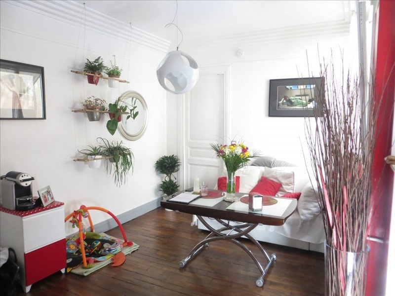 Vente appartement Paris 20ème 270 000€ - Photo 1