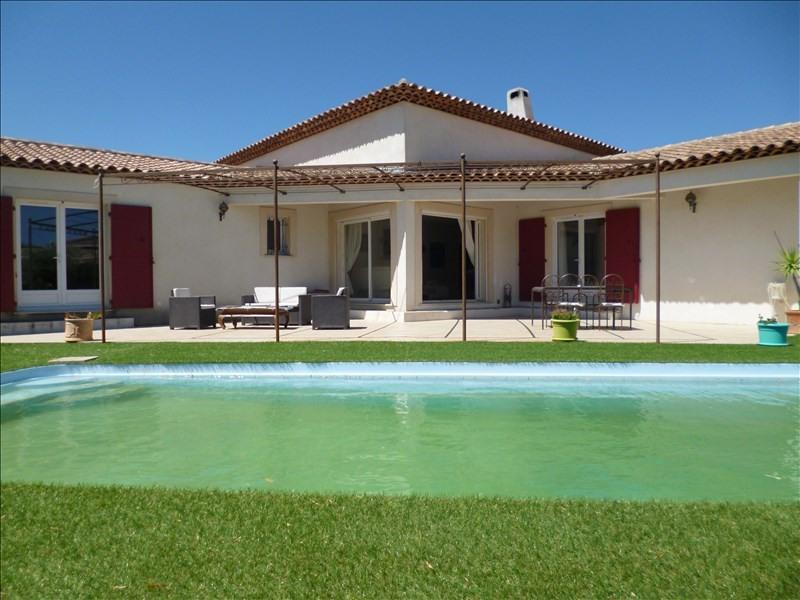 Vente de prestige maison / villa Six fours les plages 698000€ - Photo 1