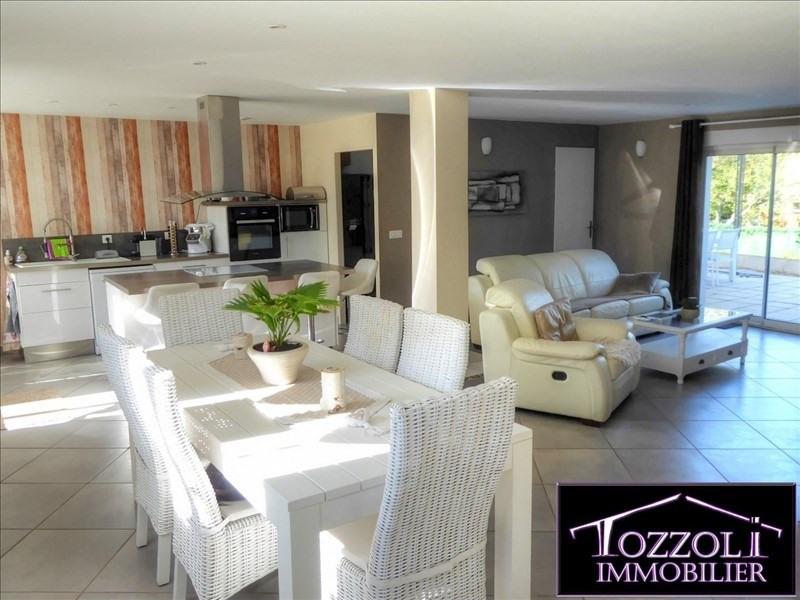 Sale house / villa St quentin fallavier 342000€ - Picture 2