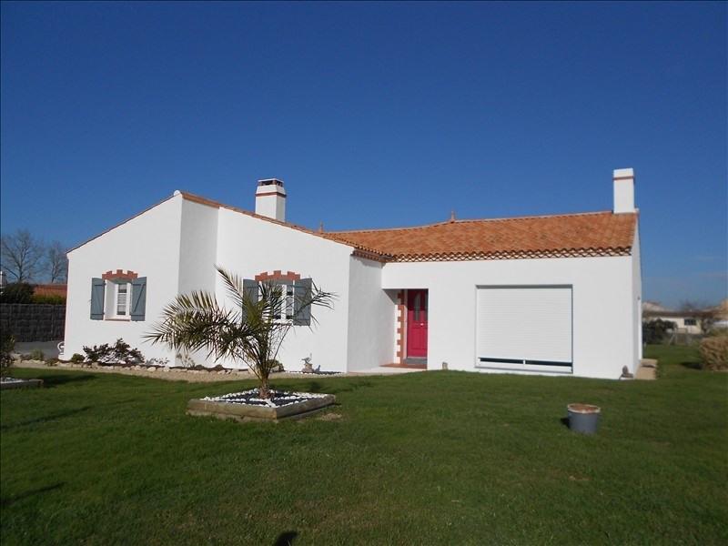 Sale house / villa Beauvoir sur mer 325000€ - Picture 1