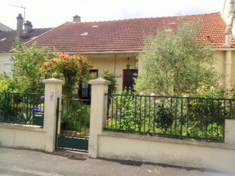 Sale house / villa Argenteuil 395000€ - Picture 2