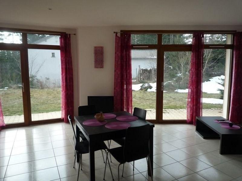 Location appartement Le chambon sur lignon 565€ CC - Photo 1