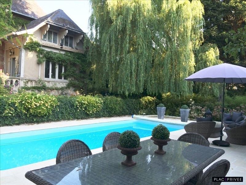 Deluxe sale house / villa Nancy 895000€ - Picture 2