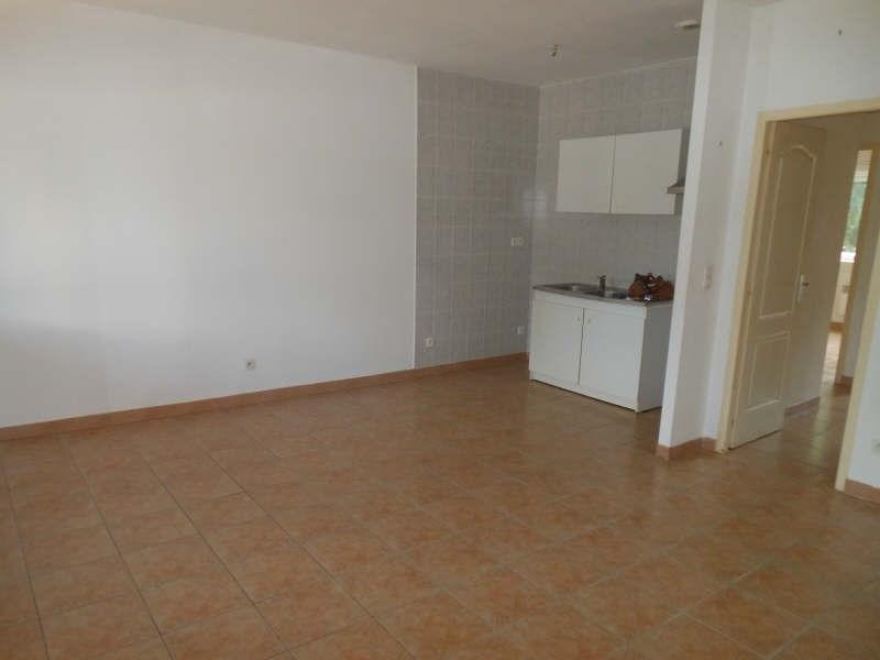 Rental apartment Bezouce 594€ CC - Picture 3