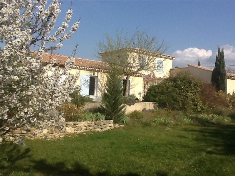 Verkoop  huis Malemort du comtat 420000€ - Foto 1