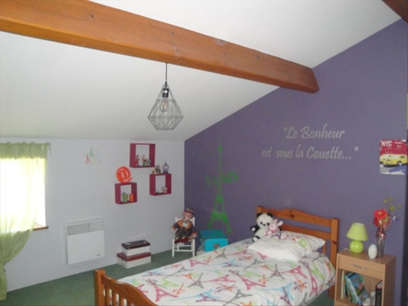 Vente maison / villa Echire 299 520€ - Photo 5