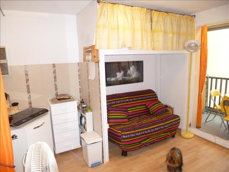 Vente appartement Port leucate 57 000€ - Photo 1