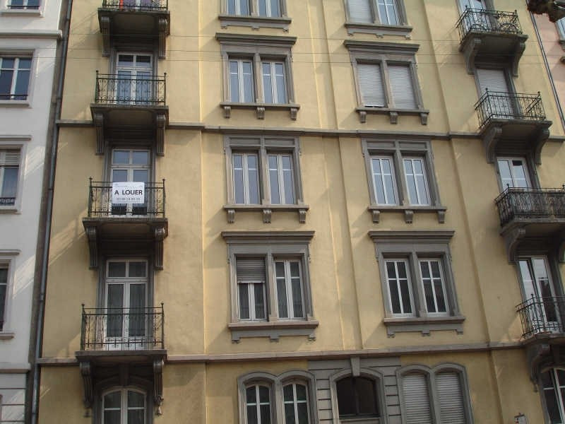 Rental apartment Strasbourg 755€ CC - Picture 5