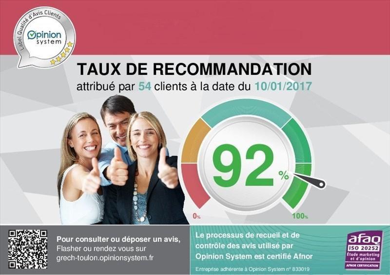 Vente appartement Toulon 75000€ - Photo 5
