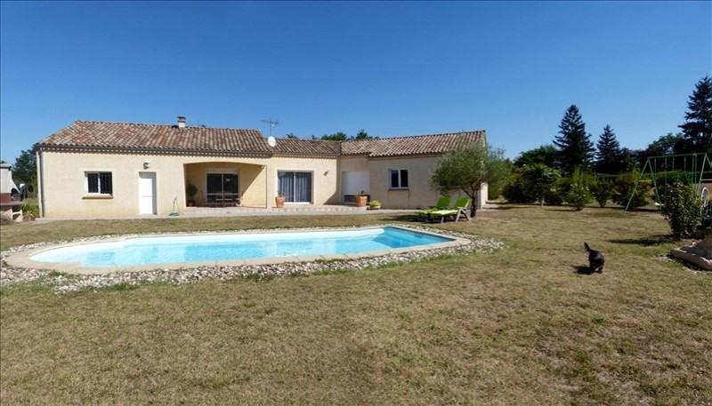 Vente maison / villa Lagrave 328000€ - Photo 1