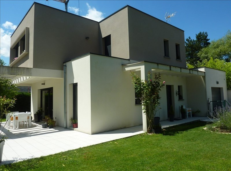 Immobile residenziali di prestigio casa Charbonnieres les bains 620000€ - Fotografia 3