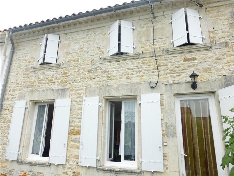 Sale house / villa Moragne 122000€ - Picture 1