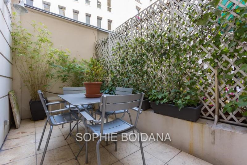 Vente de prestige appartement Paris 17ème 1135000€ - Photo 2