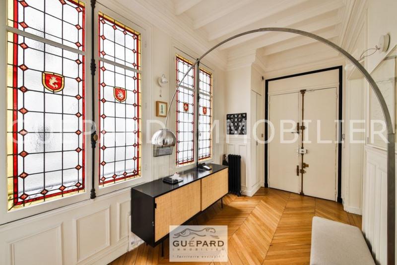 Vente de prestige appartement Paris 17ème 2789000€ - Photo 8