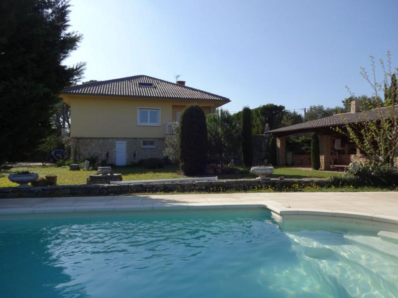 Vente maison / villa Entraigues sur la sorgue 470000€ - Photo 1