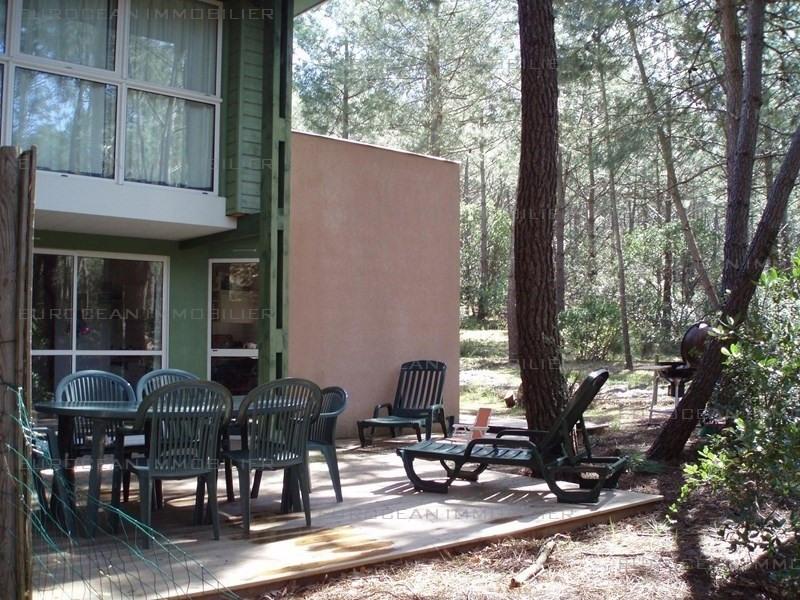 Location vacances maison / villa Lacanau-ocean 330€ - Photo 1