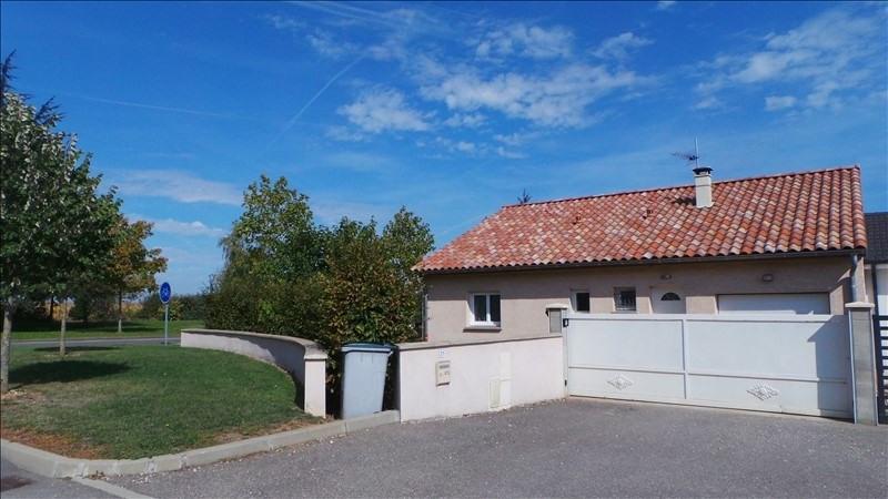Vente maison / villa St vulbas 245000€ - Photo 1