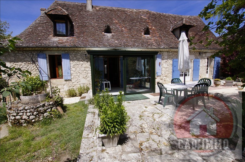 Sale house / villa St cernin de labarde 342000€ - Picture 2