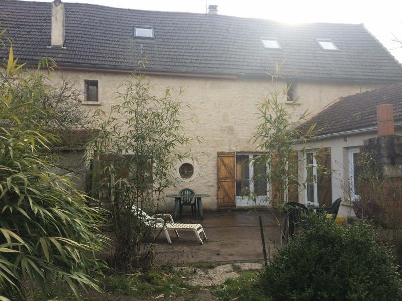 Sale house / villa Nucourt 365000€ - Picture 1